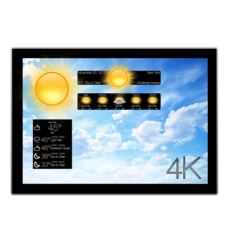 Motion Weather 4K - Ultra HD for mac