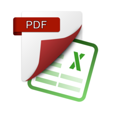 PDF-to-Excel-Pro for mac