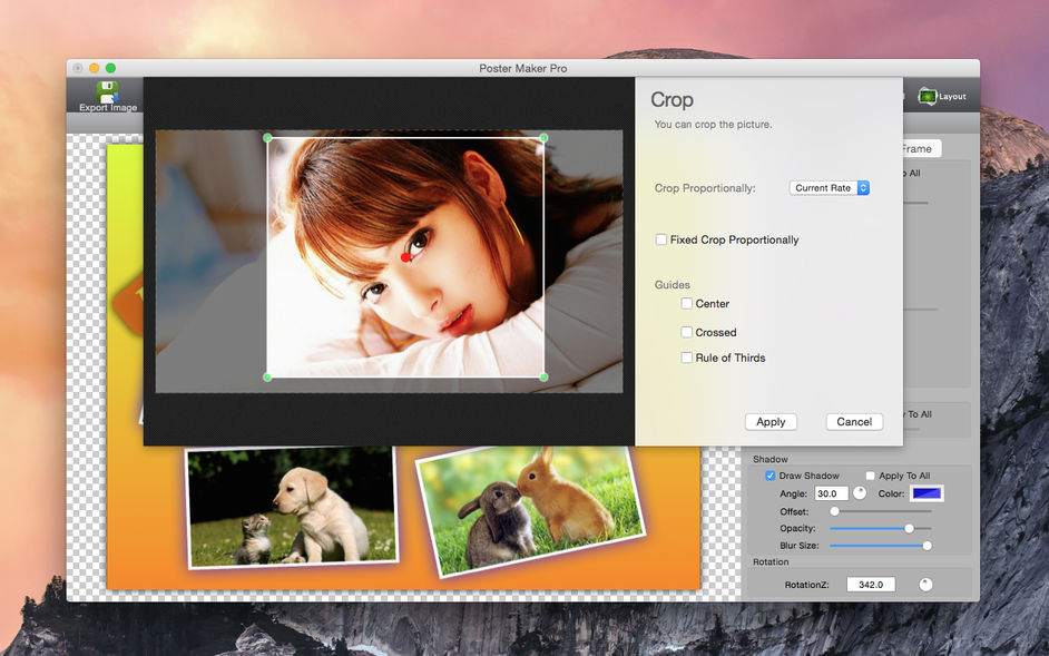Poster Maker Lite - Collage for mac